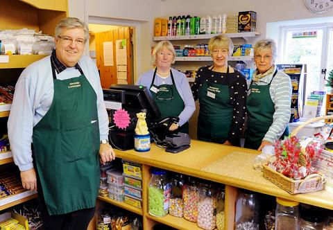 Almondsbury community shop tipped for rural Oscar
