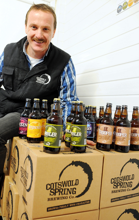 Three cheers for Codrington brewery celebrating a millennium milestone