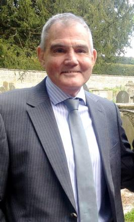 Chipping Sodbury publican Louis McDonnell who died last week