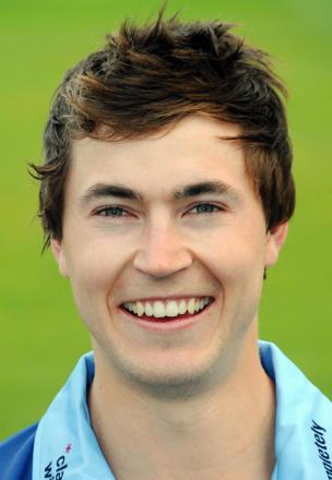 Gloucestershire bowler James Fuller helped Otago Volts win the HRV Cup