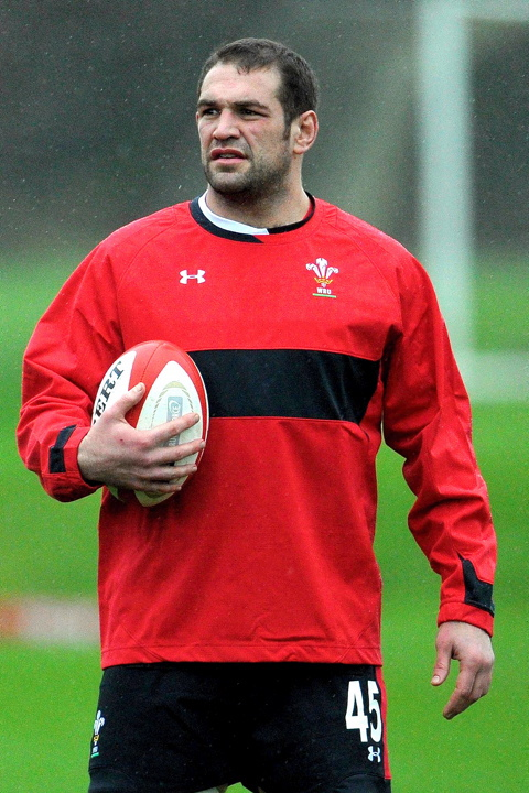 Olly Kohn made his Wales debut against Ireland in the Six Nations on Saturday