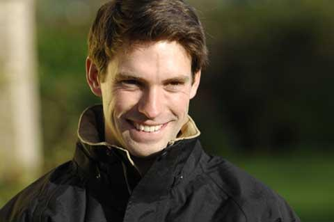 Badminton Horse Trials competitor Harry Meade