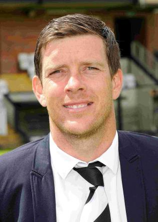 New Bristol Rovers manager Darrell Clarke