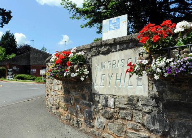 Gazette Series: Leyhill Open Prison