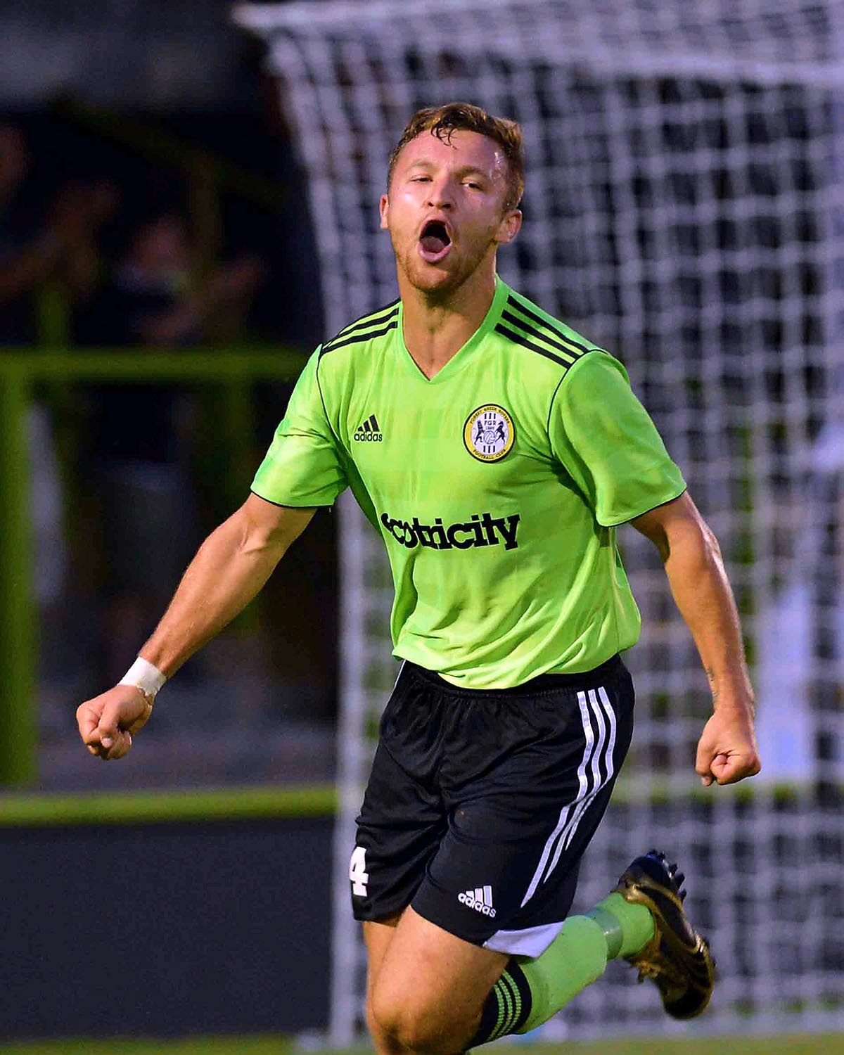 Matty Taylor has joined Bristol Rovers                            Pic:Bruce Fenn