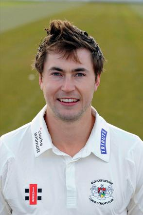 James Fuller will not play again for Gloucestershire this season