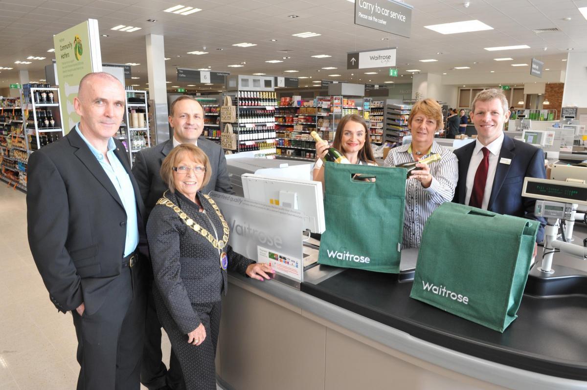 Waitrose Is Ready To Open In Chipping Sodbury Gazette Series
