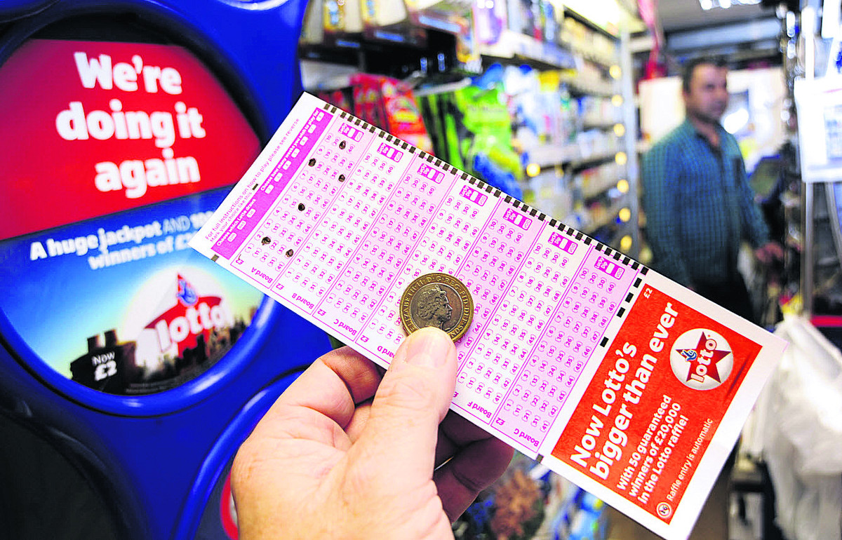 Are you South Gloucestershire's mystery EuroMillions lottery winner?