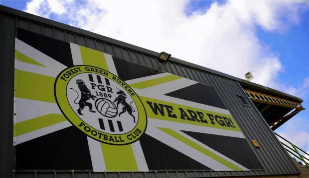 Preparations for Forest Green's West Country derby against Bristol Rovers are in full-swing