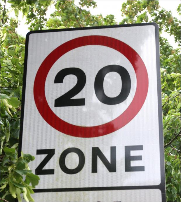 Gazette Series: Plans for a 20mph zone in Chipping Sodbury go public