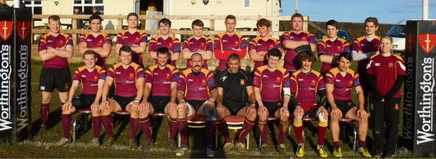 Dursley first team
