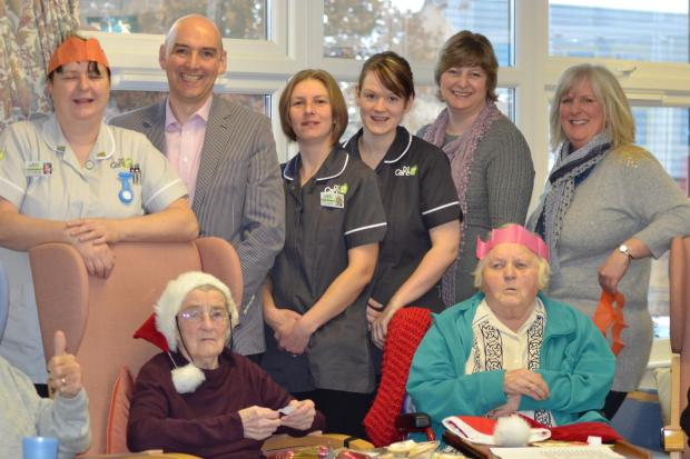 Care provider DoCare hailed for its good practice