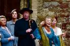 Part of BBC One's next season of Father Brown was filmed at Berkeley Castle (3267117)