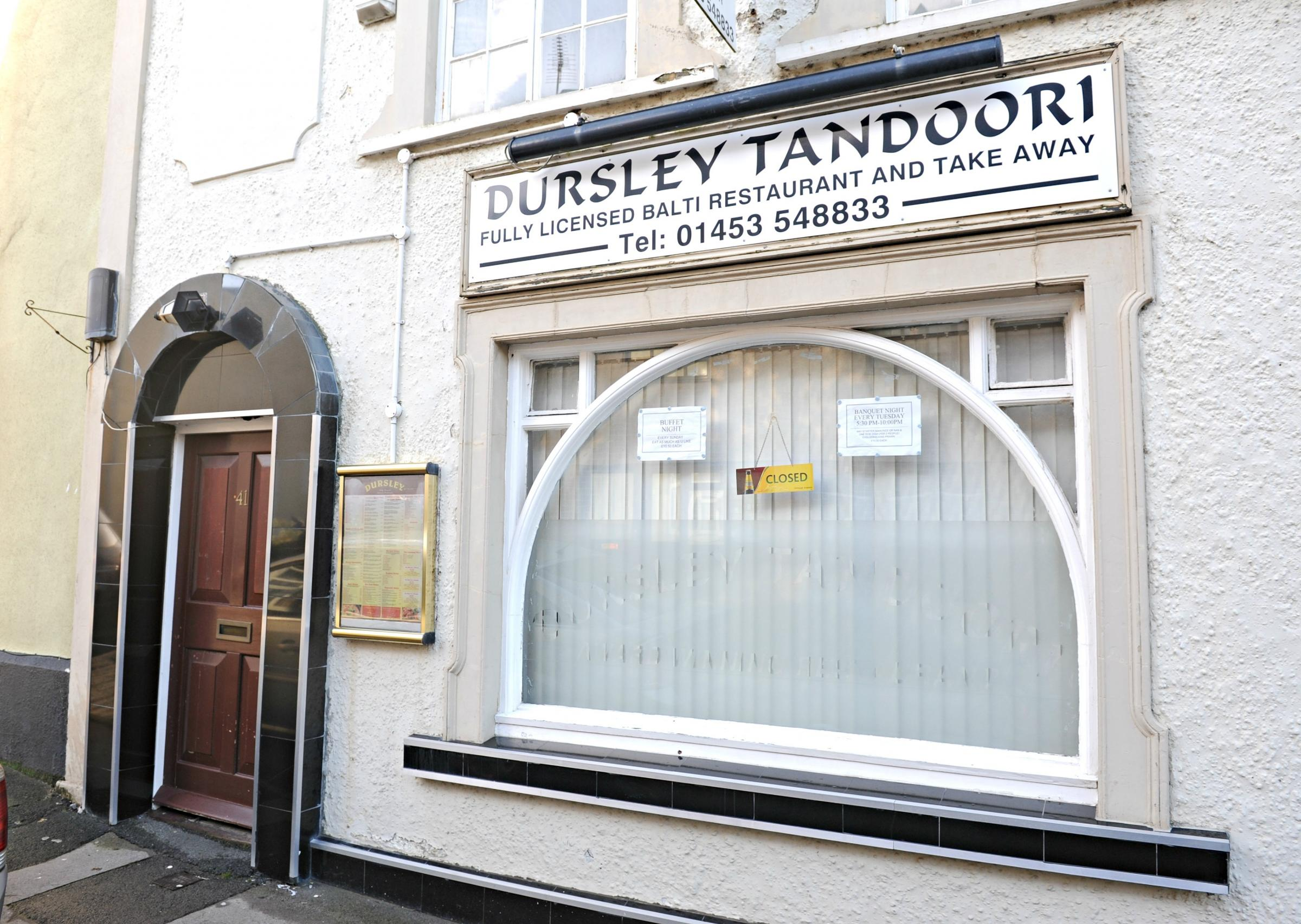 The Dursley Tandoori in Long Street (3424228)