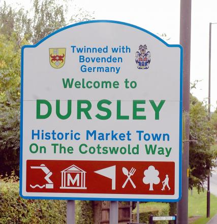 Green light for projects in Dursley as council agrees budget
