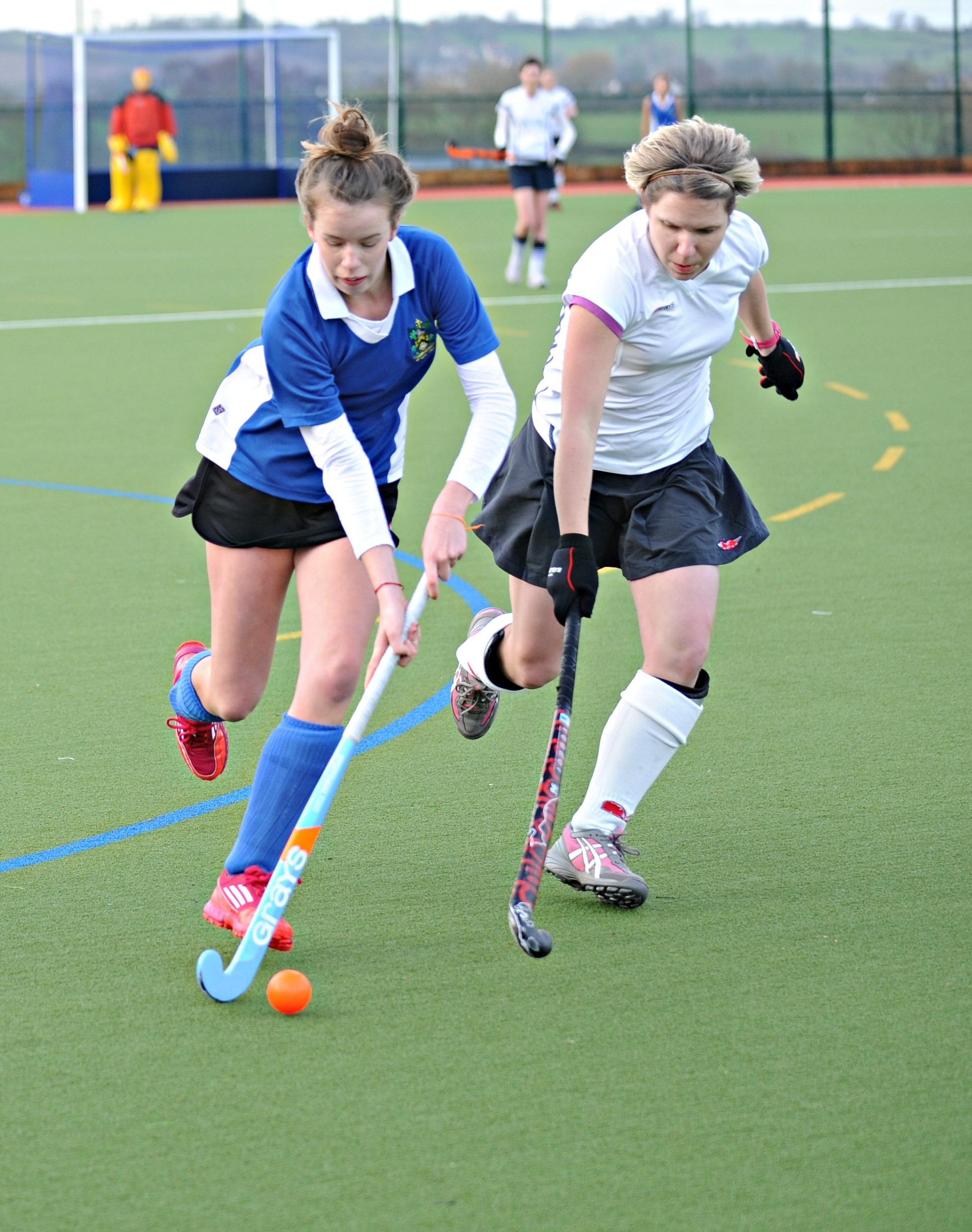 Hockey: Sonnex hat-trick helps Wotton-under-Edge to thumping victory