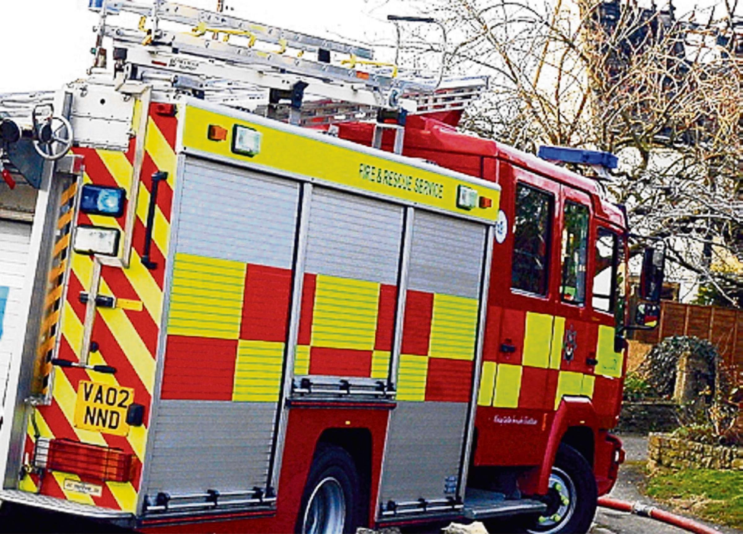 Avon Fire and Rescue Service has cut its carbon emissions