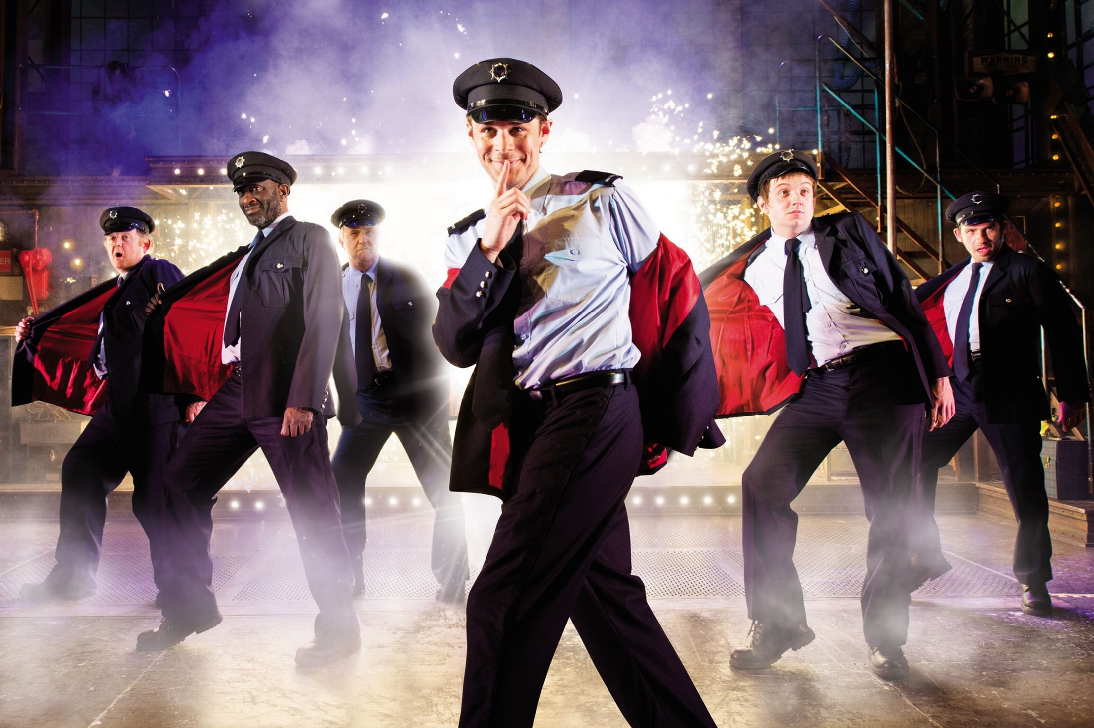 The Full Monty is on at the Theatre Royal Bath until February 15