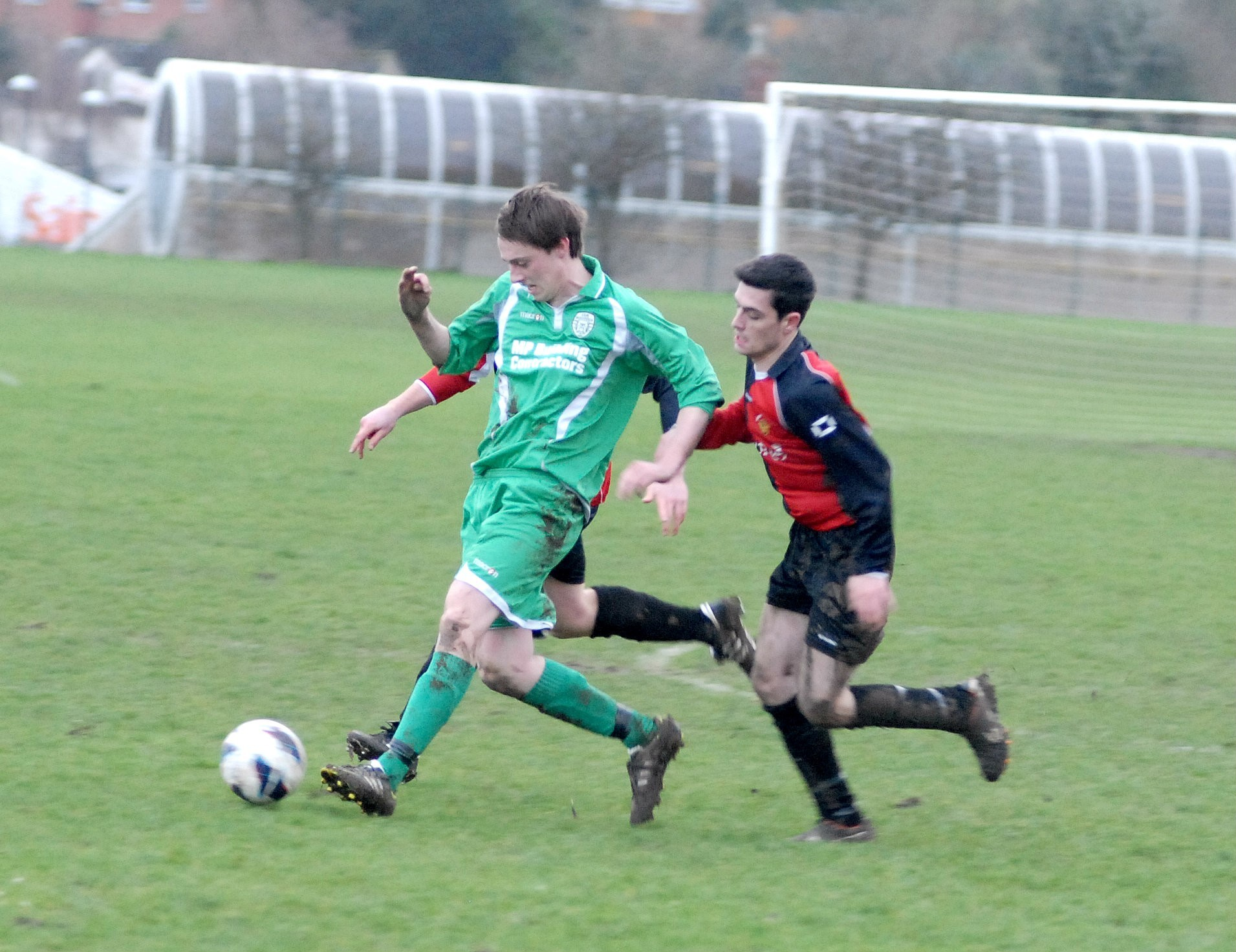 Football: Cam Bulldogs snatch late win at Dursley Town