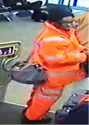 Man sought following incident at Gloucester Railway Station
