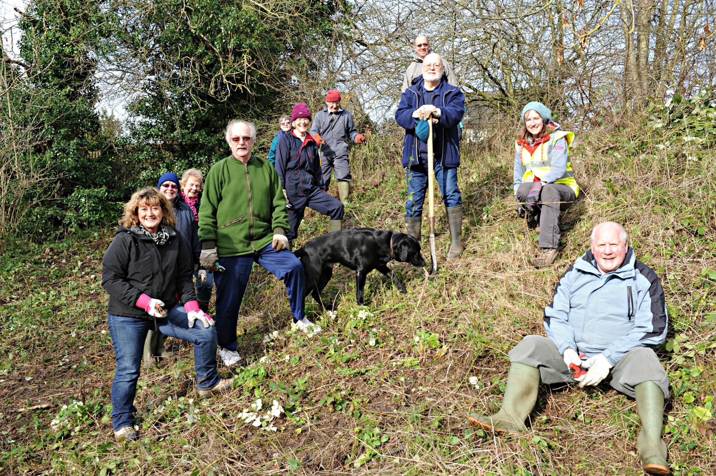 Sodbury In Bloom vo