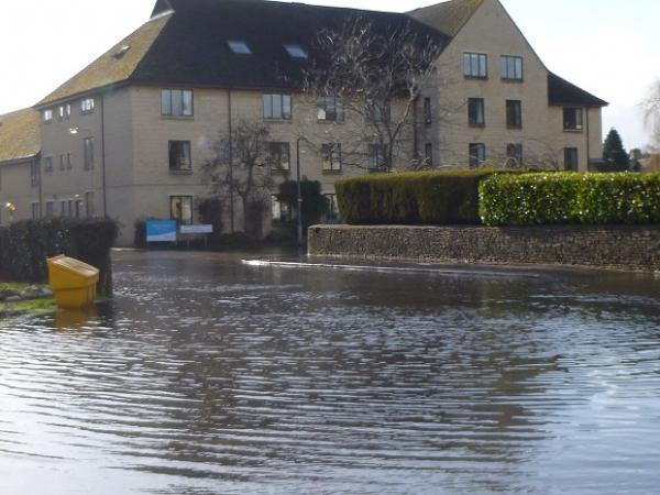 Gloucestershire braces for more flooding as additional rain forecast