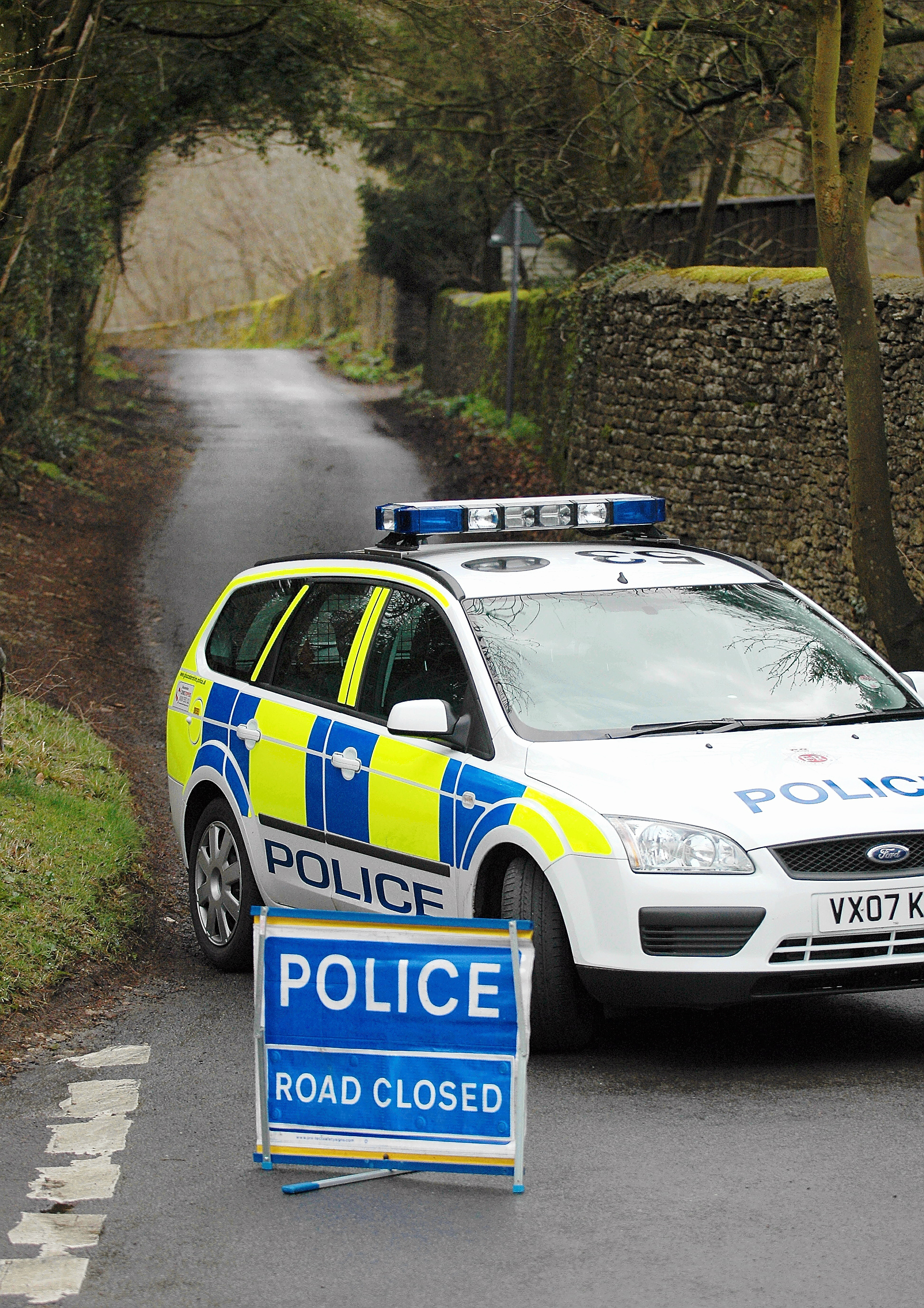 Police appeal after fail to stop collision in South Gloucestershire