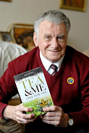 Tigers, leopards and tea: Rod Brown recounts his India adventures