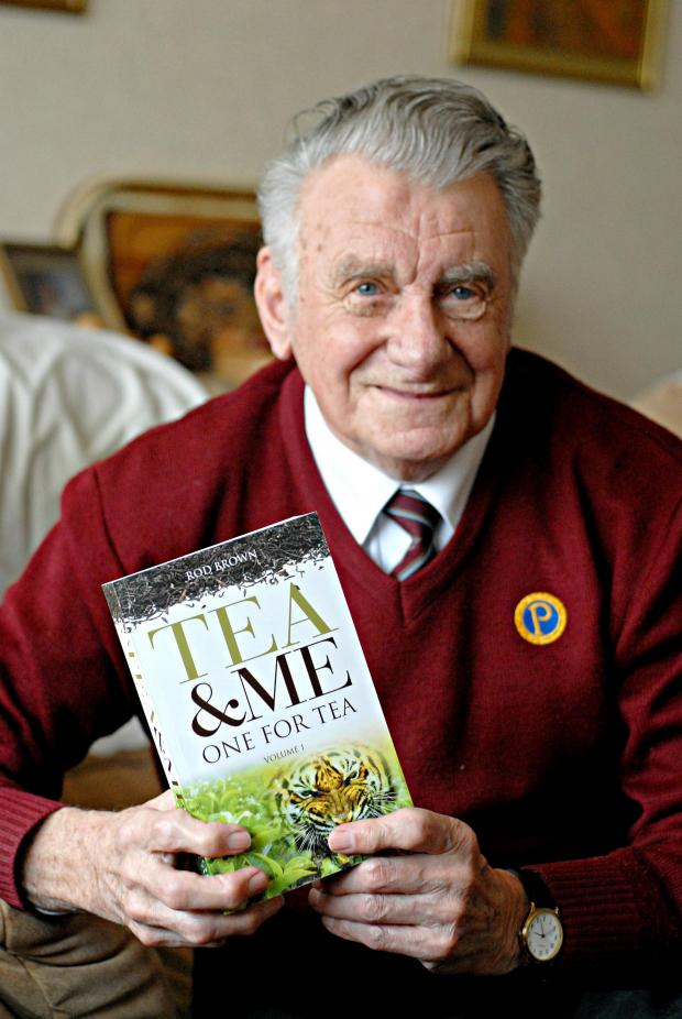 Gazette Series: Tigers, leopards and tea: Rod Brown recounts his India adventures