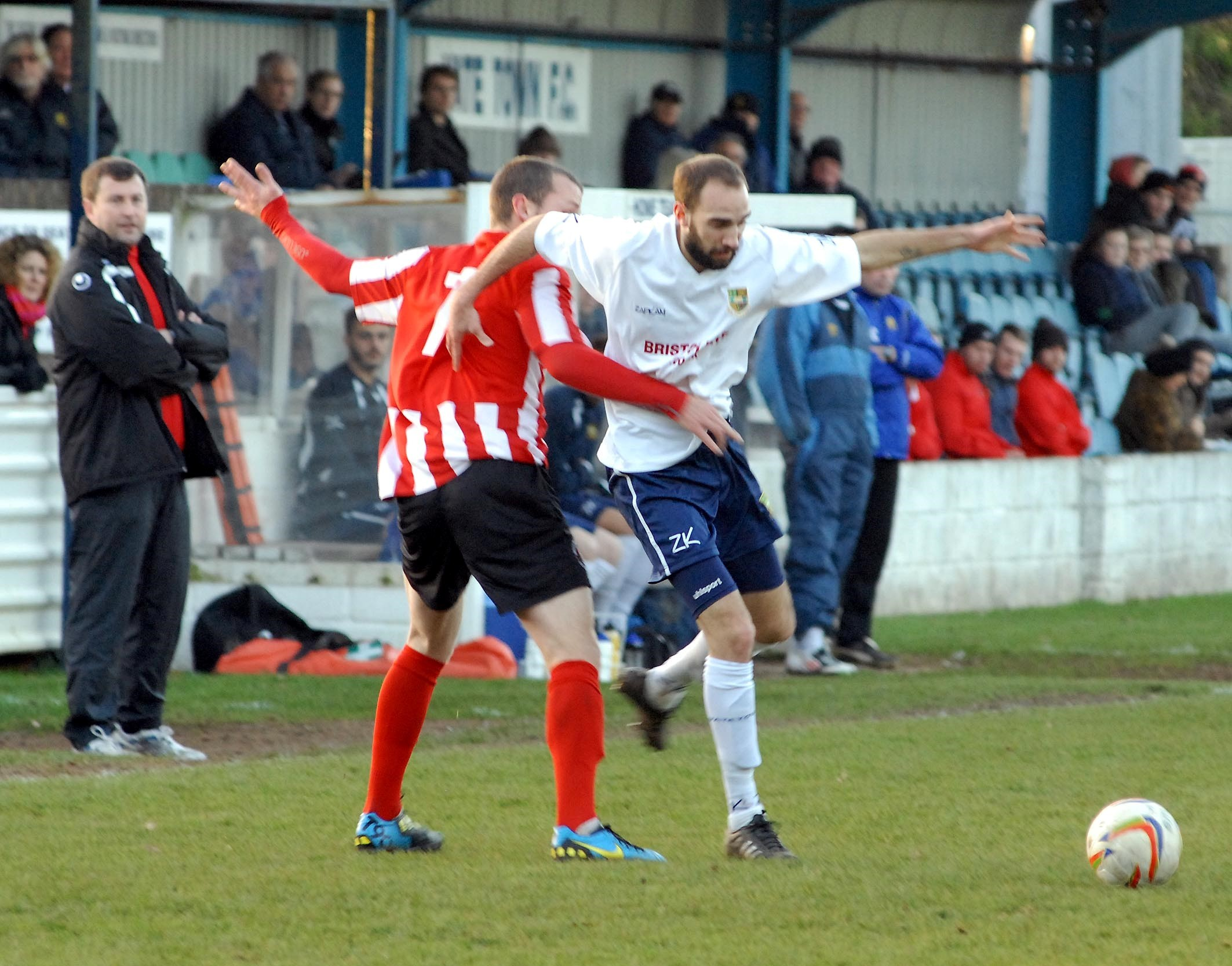 Jack Cox will miss Yate's game against Swindon Supermarine through suspension (4096561)