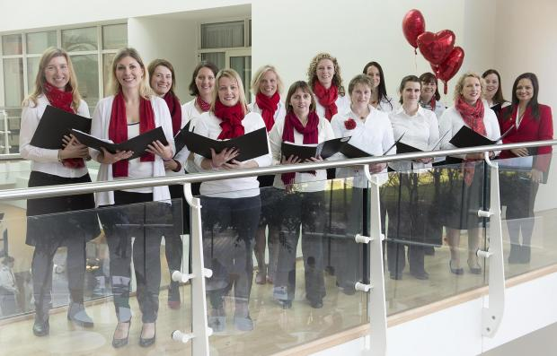 The Bristol Military Wives Choir