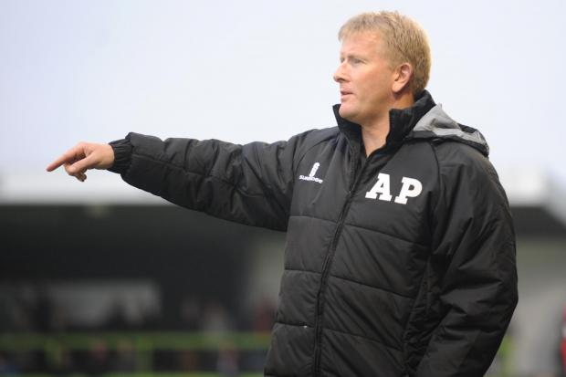 FGR boss Ady Pennock. Picture: Tom Wren