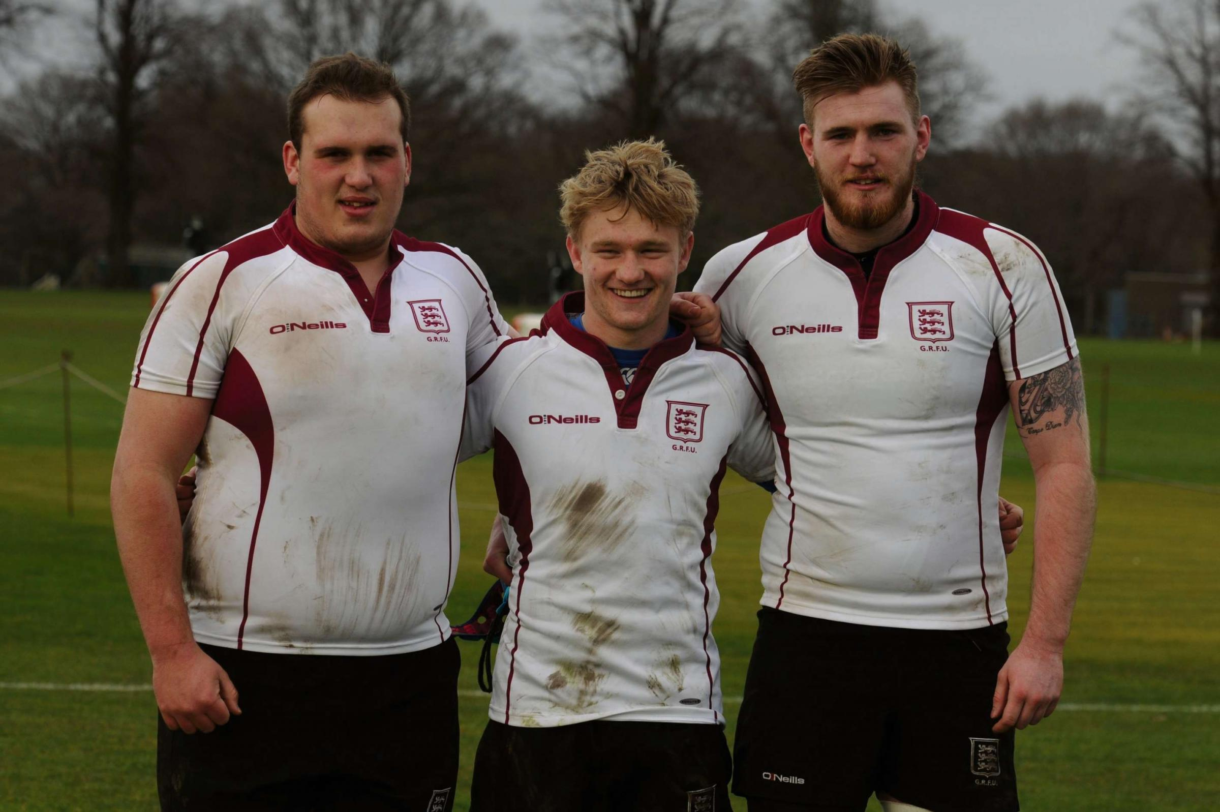 Rugby: Gloucestershire lose to Kent in National U20 Championship