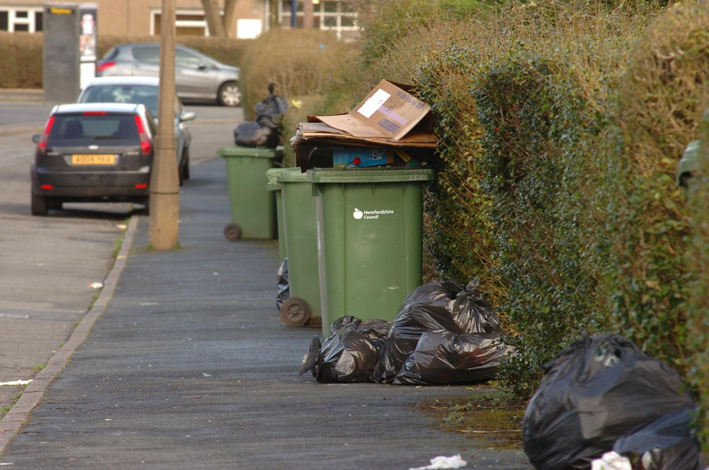 People's rubbish to be screened for recyclables
