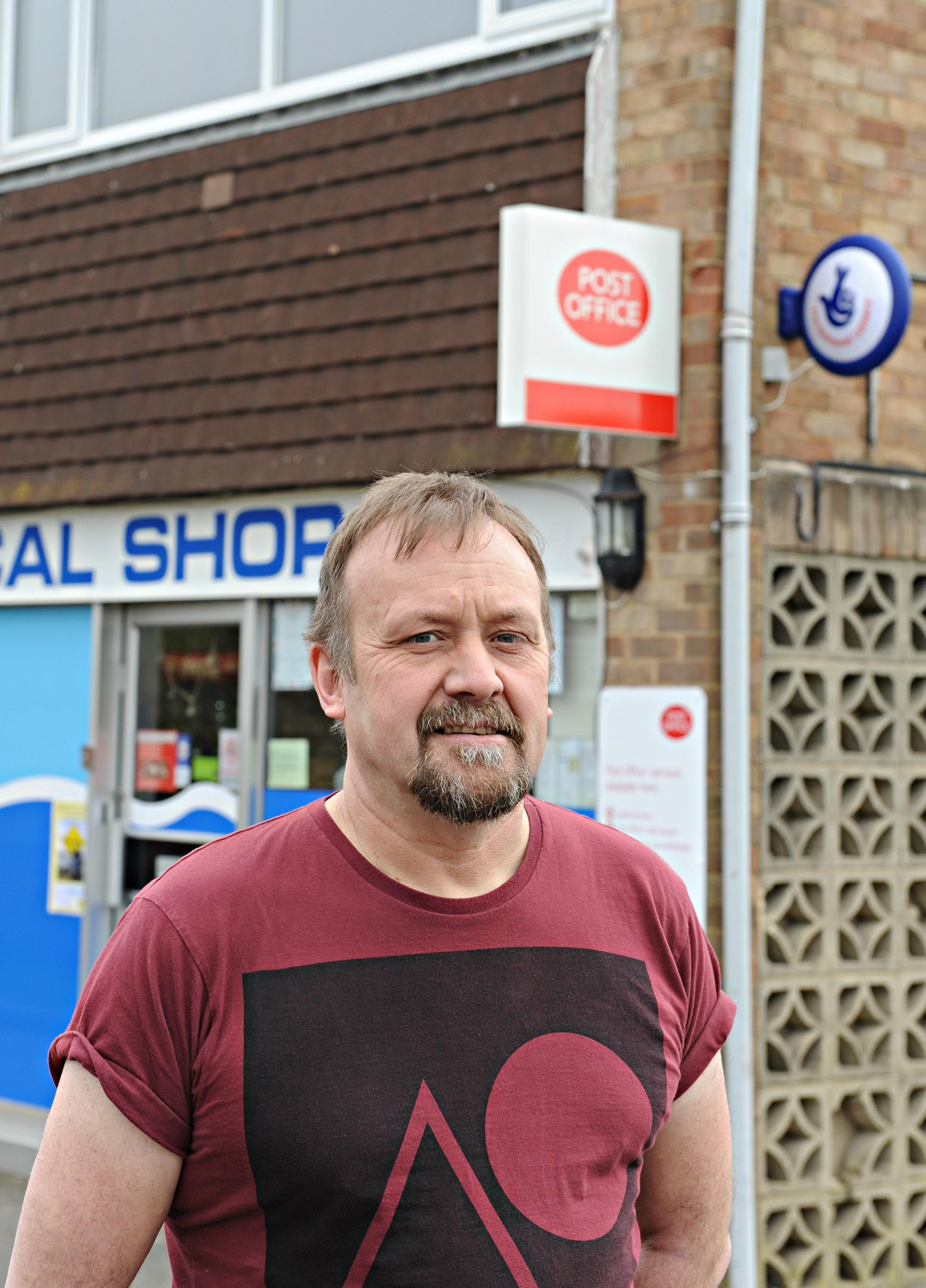 Charfield post office changes hands and finds new home