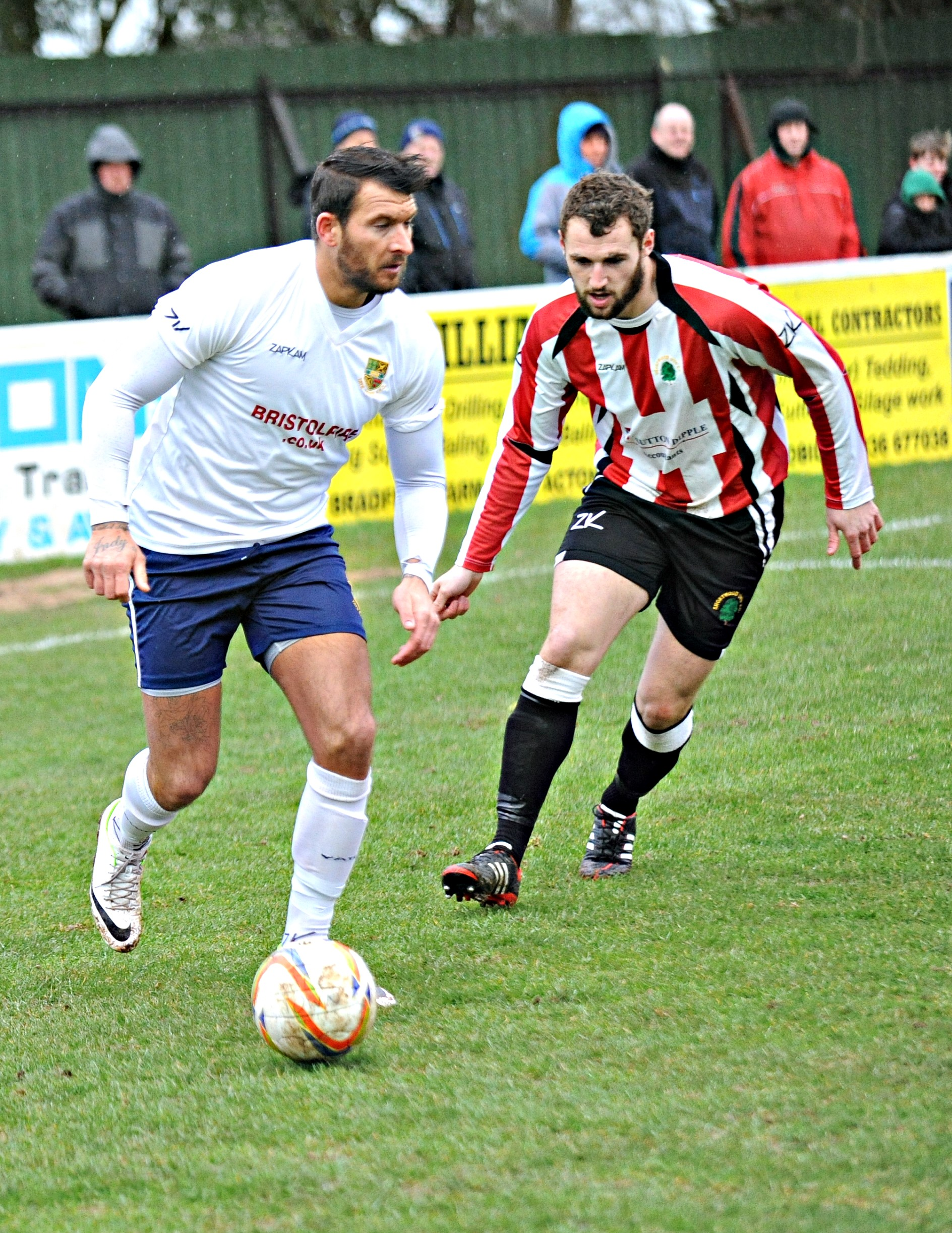 Lewis Haldane could return for Yate at North Leigh