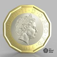 Gazette Series: The new one pound coin announced by the Government will be the most secure coin in circulation in the world (HM Treasury/PA)