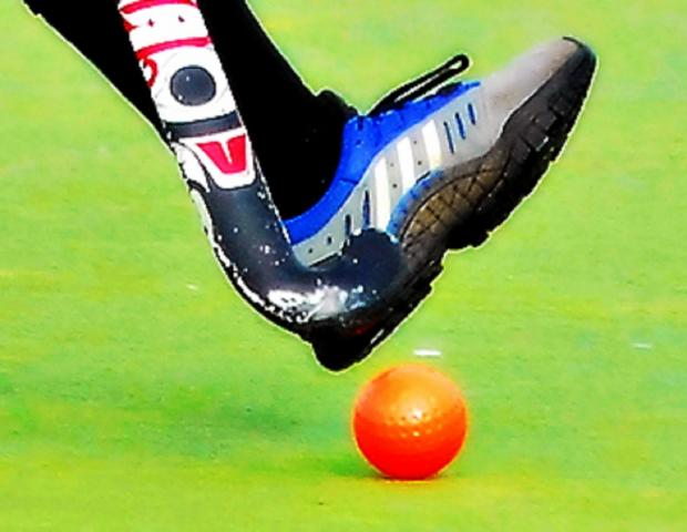 Gazette Series: Hockey: Thornbury secure their place in Berkeley Division One