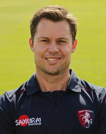Geraint Jones has joined Gloucestershire on loan from Kent
