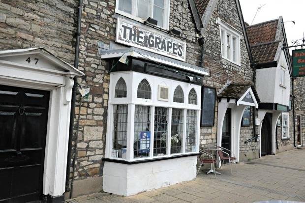 The Grapes in Chipping Sodbury
