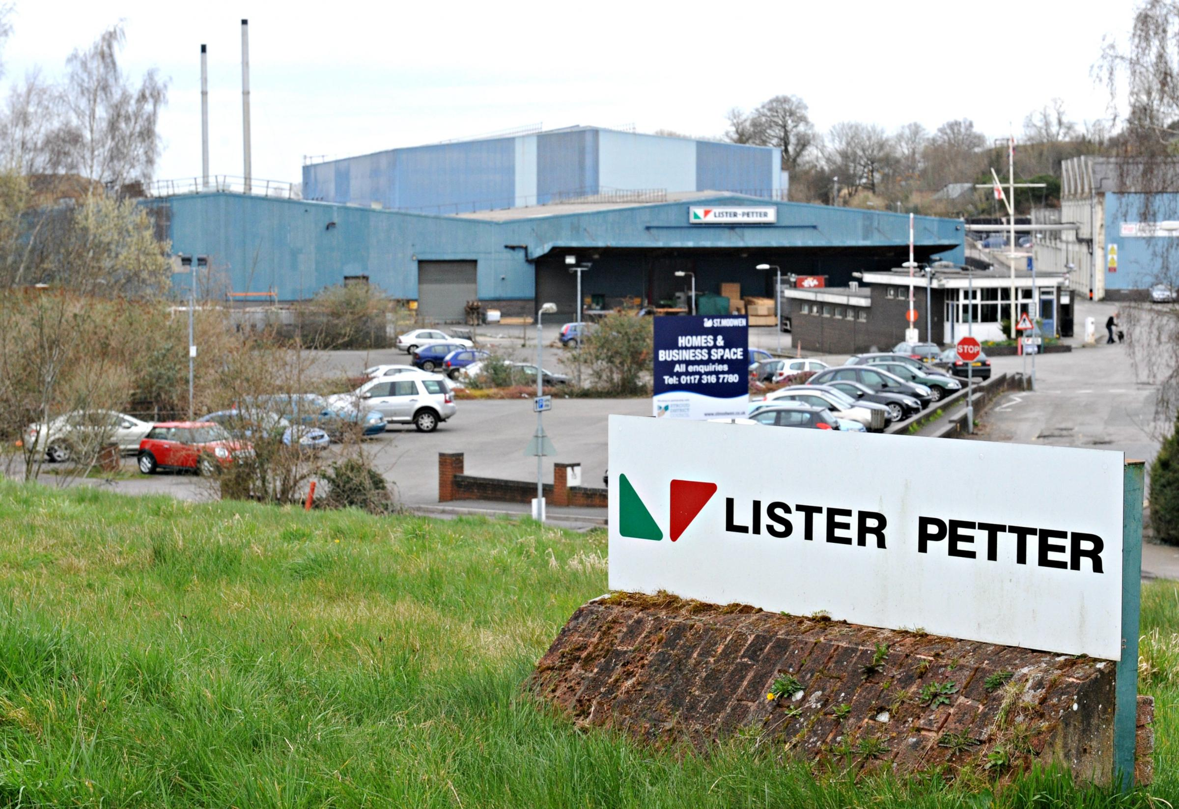 "Lister Petter ""has let staff down"""