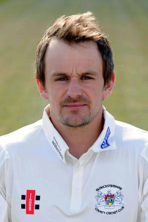 Alex Gidman scored 119 not out for Gloucestershire