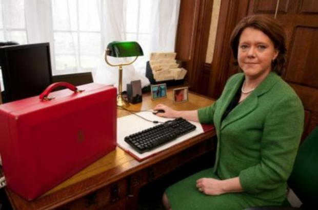 Gazette Series: Report into Basingstoke MP Maria Miller to be published today