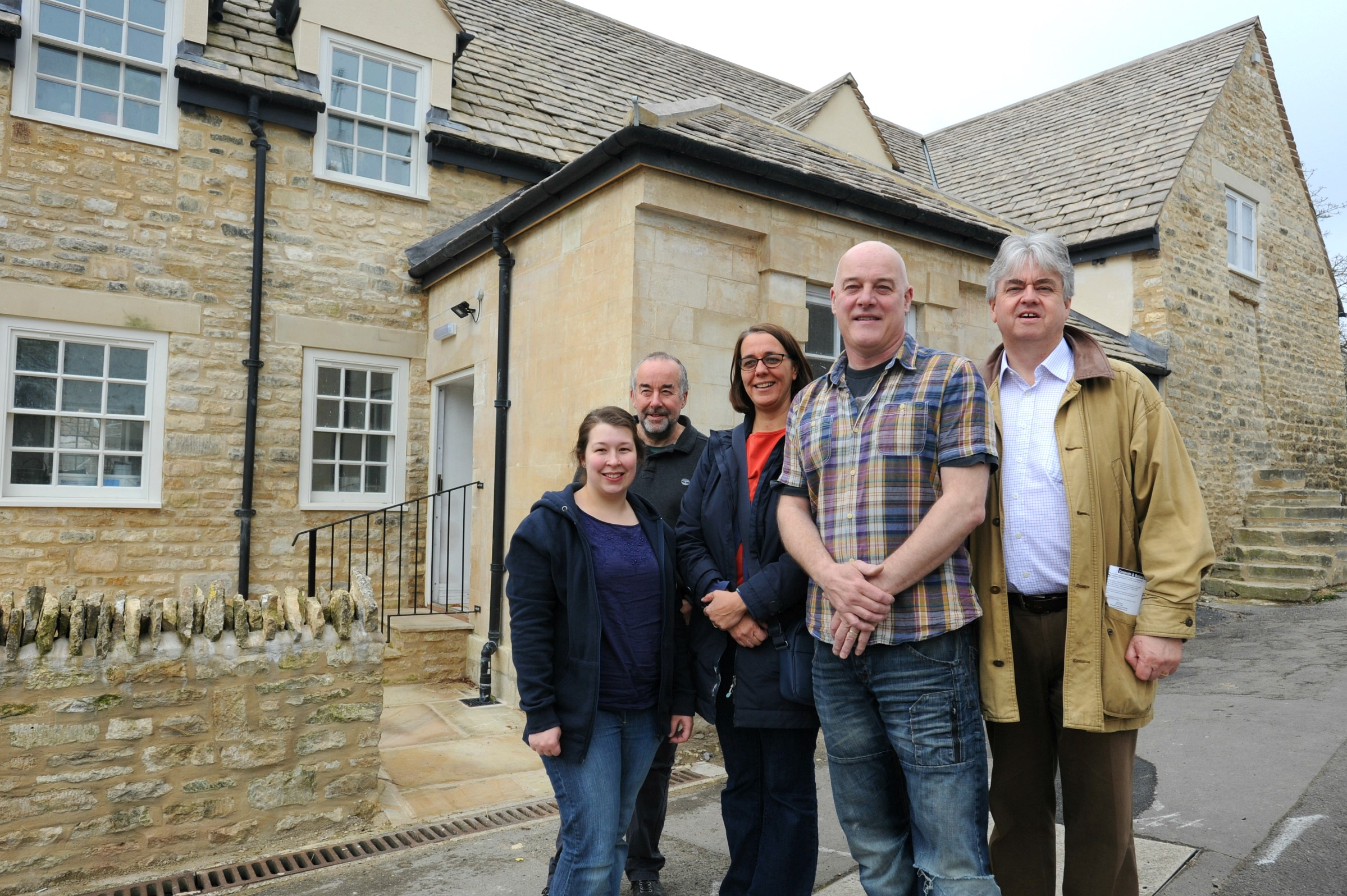 Delight for villagers as beloved pub is thrown a lifeline - Cheers!