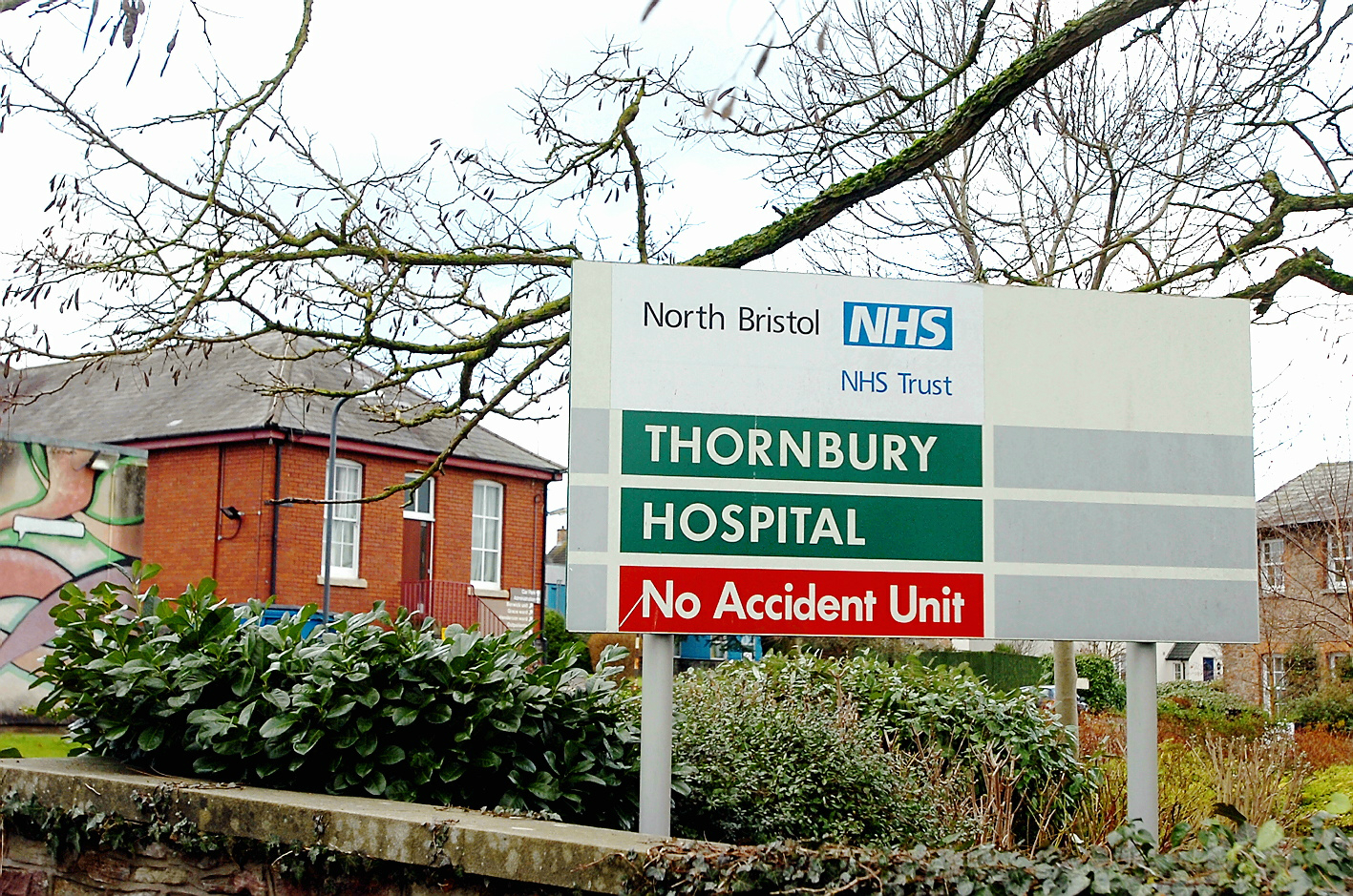 Sirona Care and Health has taken over running Thornbury Hospital's Henderson Ward