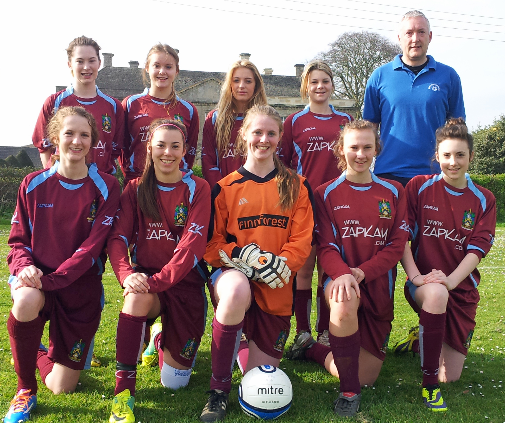 Wotton Rovers under-18 girls