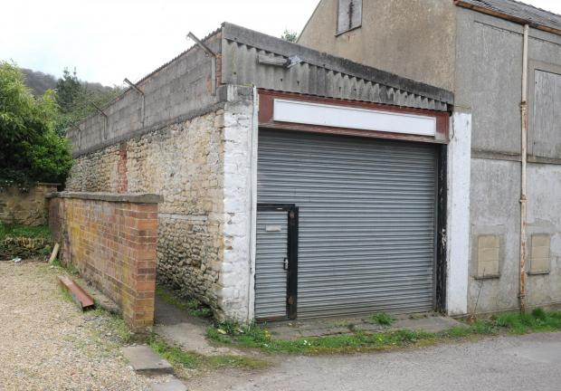 Gazette Series: The Electric Garage in Prospect Place, Dursley (5346353)