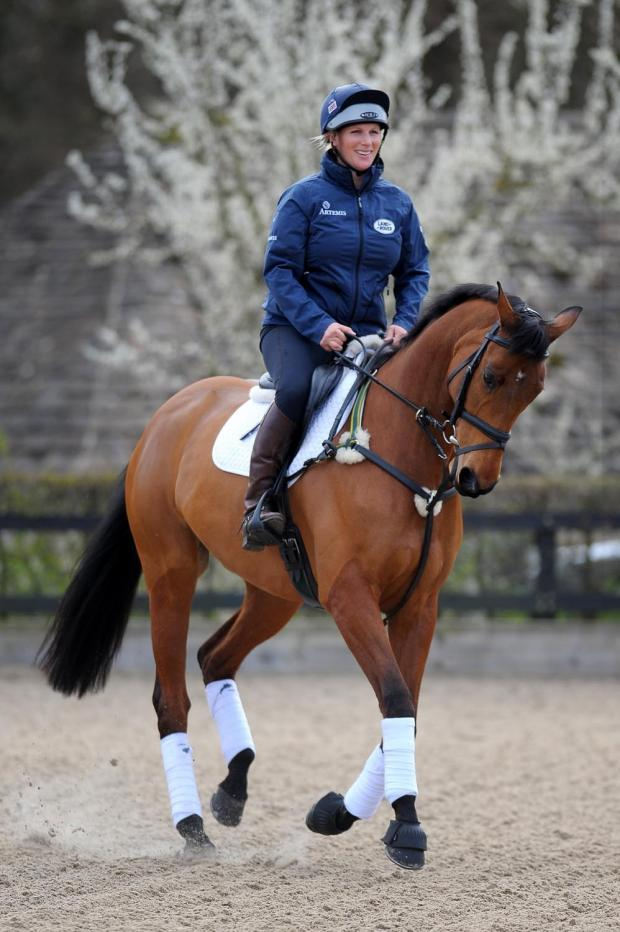 Gazette Series: Zara Phillips and High Kingdom