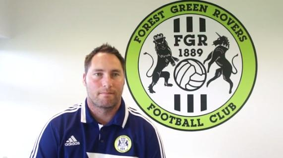 FGR goalkeeper coach Kevin Phillips