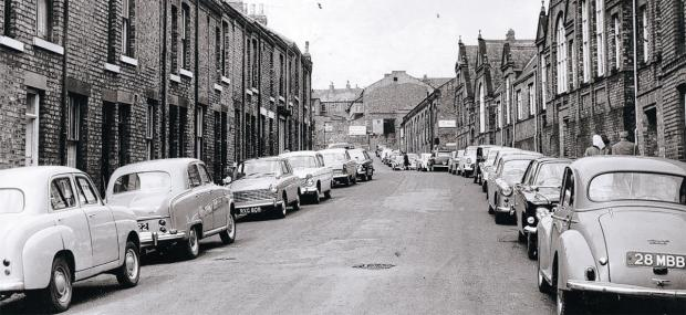 Gazette Series: See how your street looked through the ages